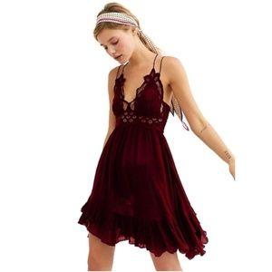 Free People Women's Adella Slip Dress